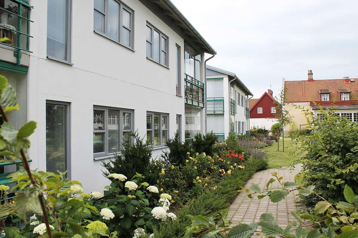 Arkitekt Flerbostäder Anderslöv Trelleborg