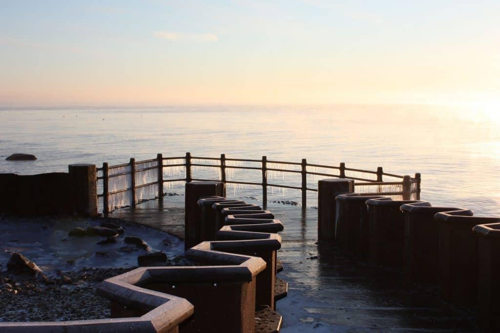 Smygehuk Sveriges sydligaste udde