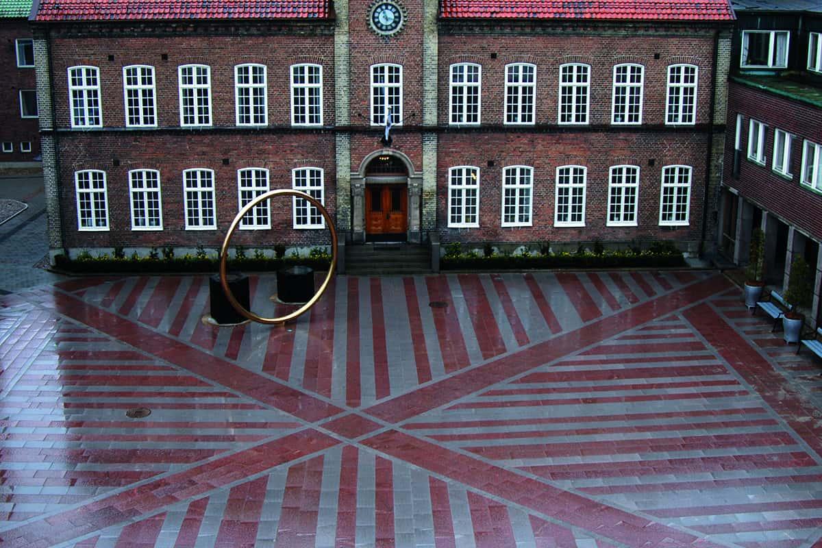Rådhustorget Trelleborg