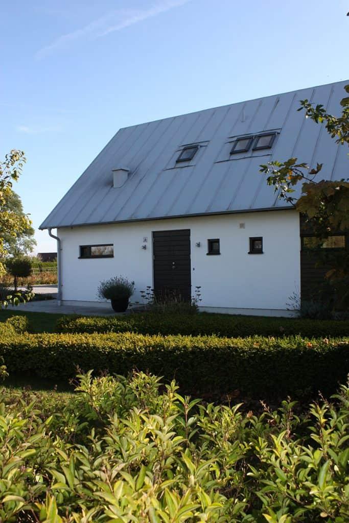 Arkitekt Nybyggnad villa Trelleborg Lund Höganäs hus