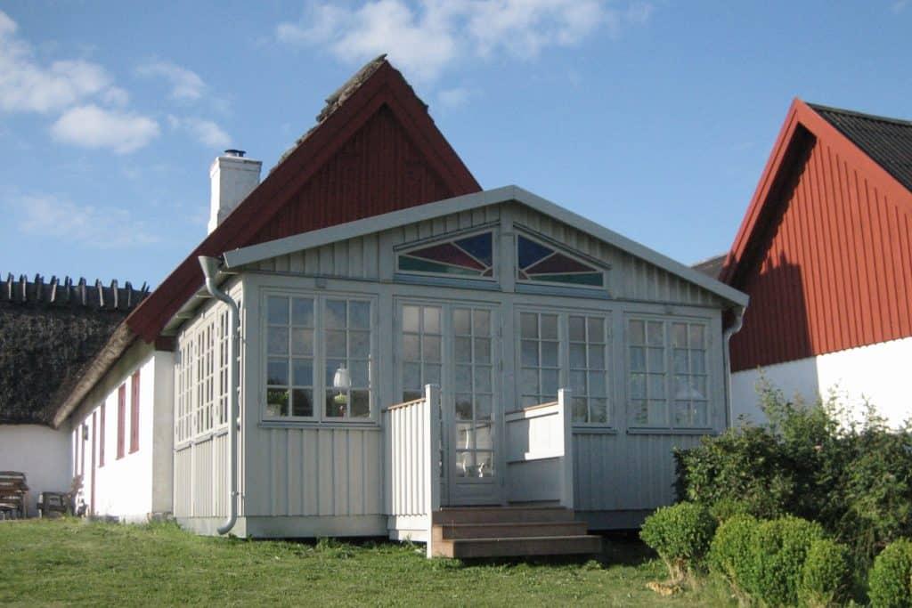 Veranda arkitekt Lund Höganäs Lund