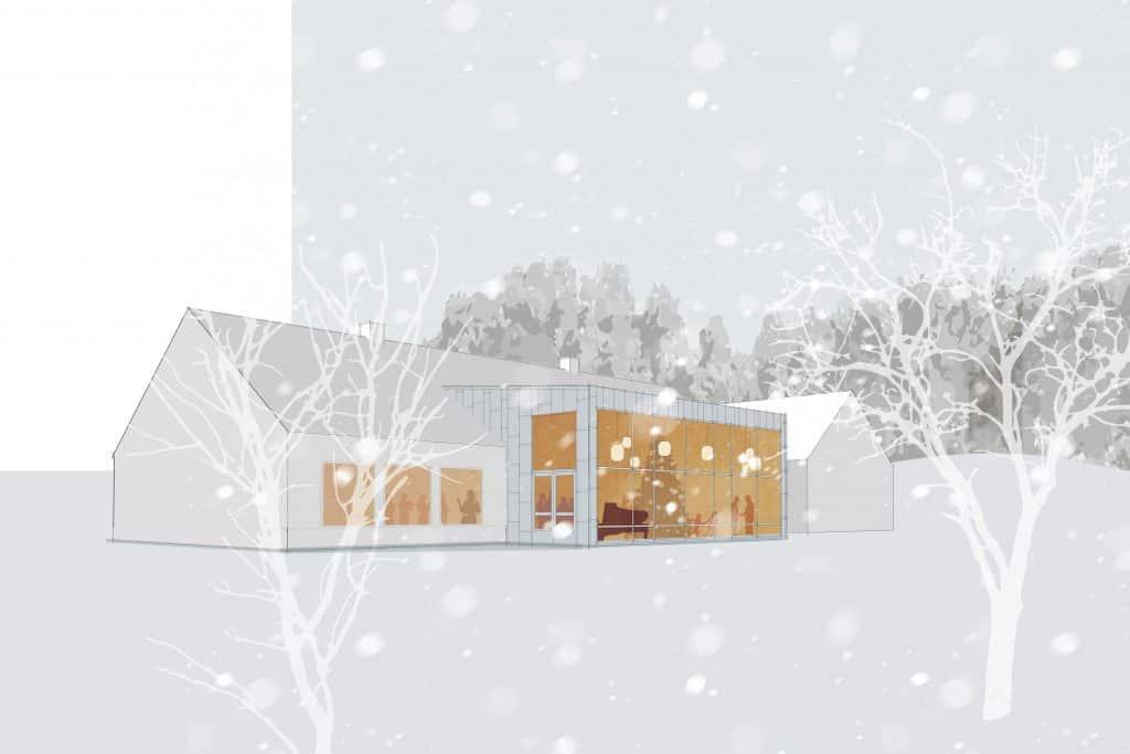 Församlingshem Arkitekt