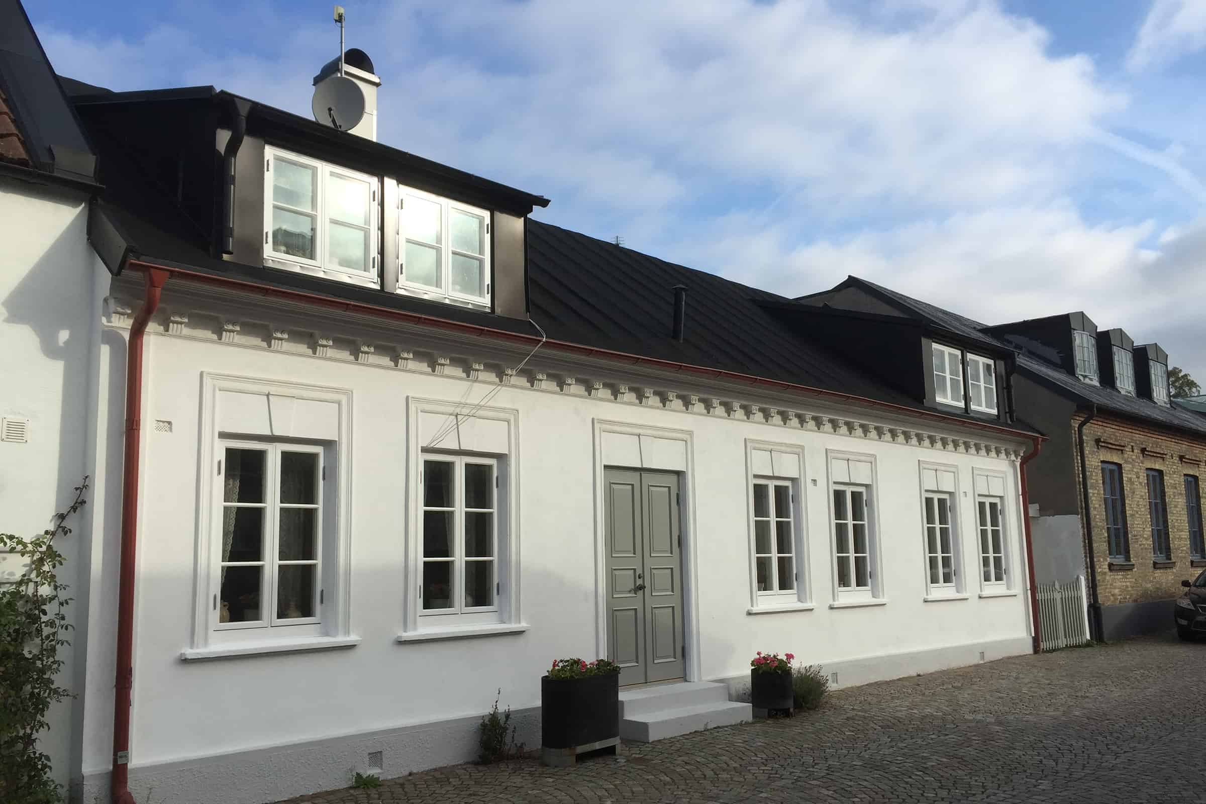 Arkitekt Råå Helsingborg