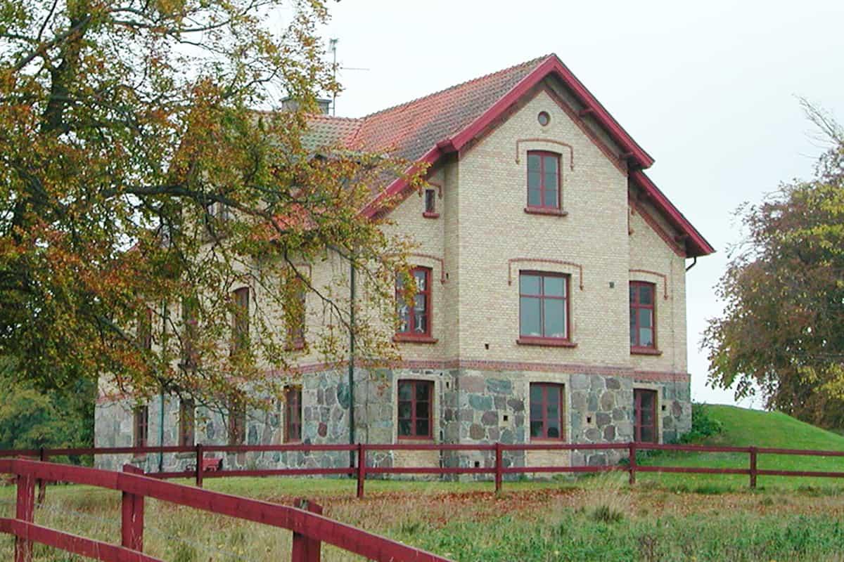 Näsbyholm Renovering slott